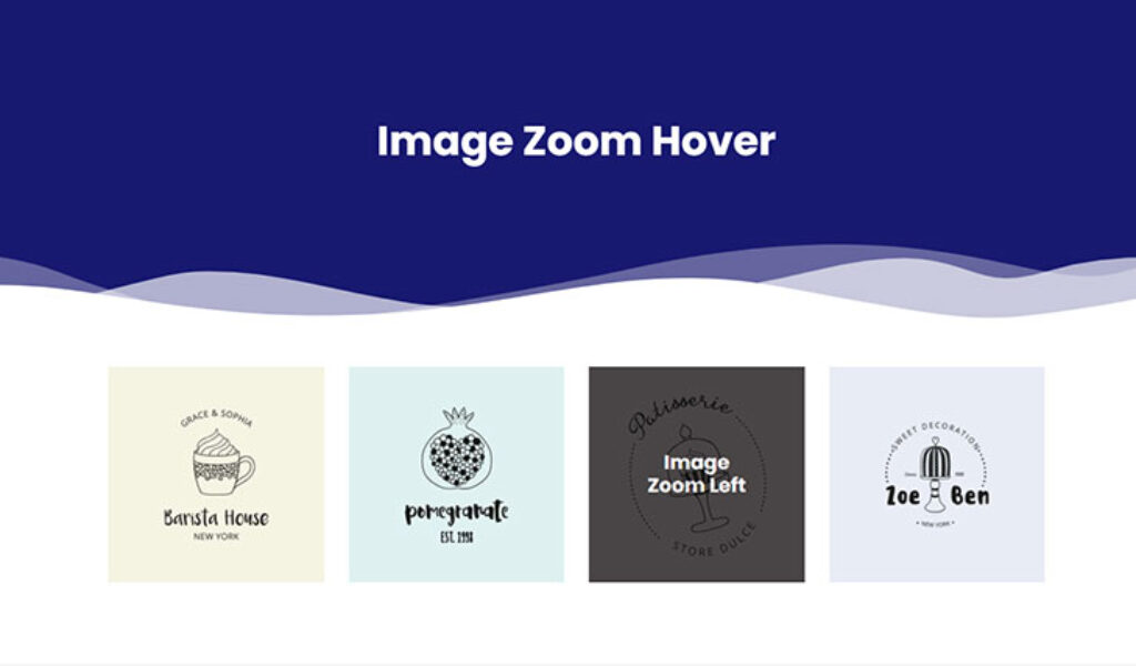 Image Zoom Hover