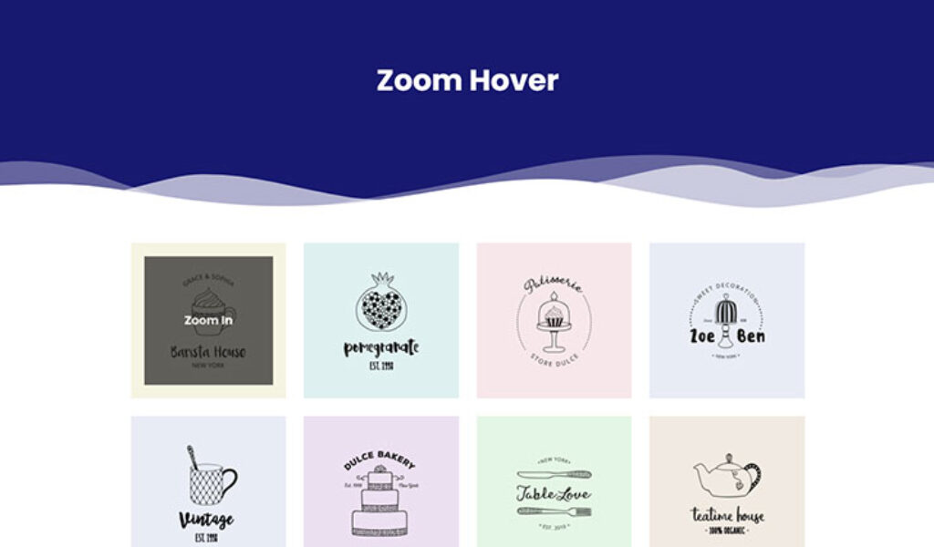 Zoom Hover